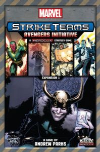 Marvel Strike Teams: HeroClix Strategy Game - Avengers Initiative Expansion